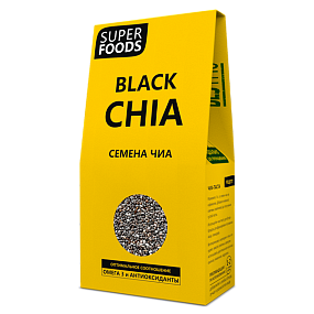 Black Chia seeds (Семена Чиа)